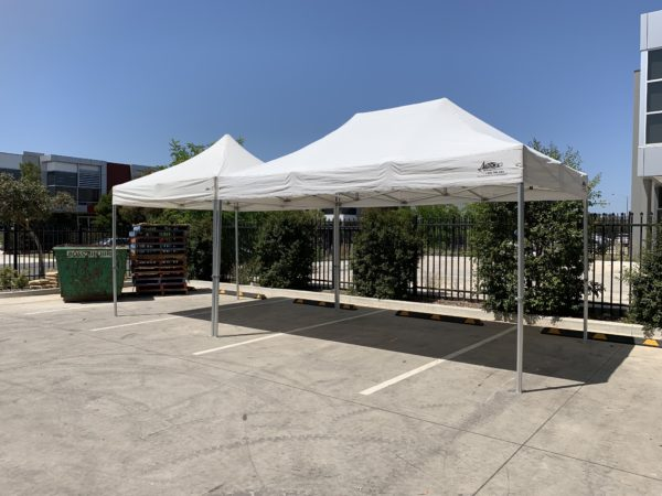 3m x 7.5m Pop Up Marquee