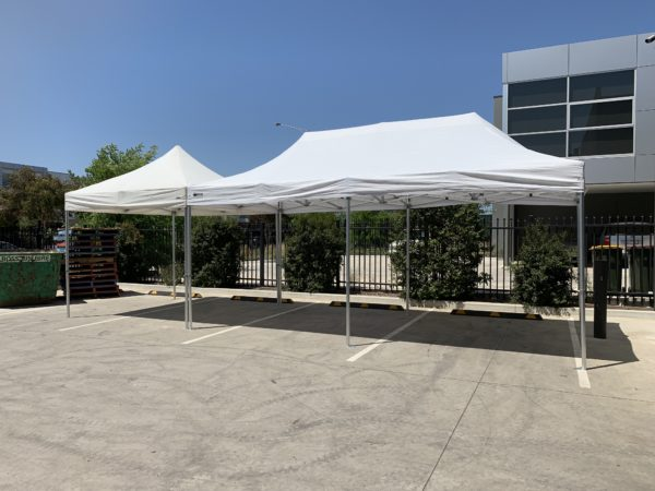 3m x 9m Pop Up Marquee