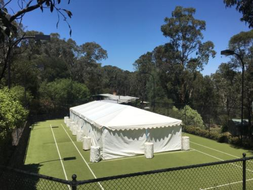 6mx18m Marquee